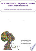 II Conferencia Internacional sobre g  nero y comunicaci  n  Libro de Actas