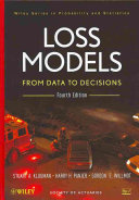 Loss Models  From Data to Decisions  4e   Solutions Manual Set