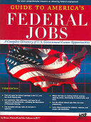 Guide to America s Federal Jobs