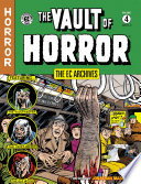 The EC Archives  The Vault of Horror Volume 4