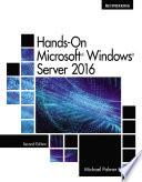 Hands On Microsoft Windows Server 2016