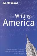 Writing of America
