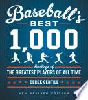 Baseball s Best 1 000