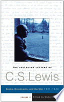 The Collected Letters of C S  Lewis