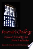 Foucault s Challenge