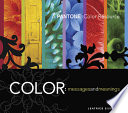 Color   Messages   Meanings