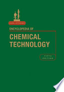 Kirk Othmer Encyclopedia Of Chemical Technology book