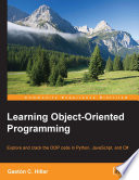 Learning Object Oriented Programming