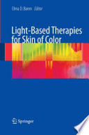 Light Based Therapies for Skin of Color