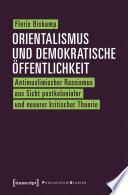 Orientalismus und demokratische   ffentlichkeit