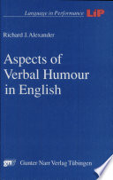 Aspects of Verbal Humour in English