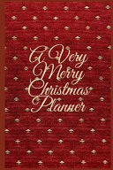 A Very Merry Christmas Planner