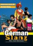 Reise Know-How Kauderwelsch German Slang