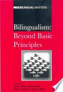 Bilingualism : scholars in the field of...