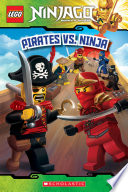 Pirates Vs Ninja Lego Ninjago Reader