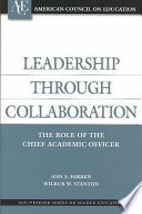 Leadership Through Collaboration