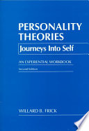 Ebook Personality Theories Epub Willard B. Frick Apps Read Mobile