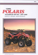 Polaris Scrambler 500 Atv