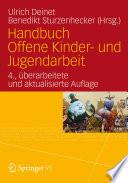Handbuch Offene Kinder  und Jugendarbeit