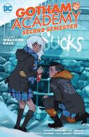 download ebook gotham academy: second semester vol. 1 pdf epub