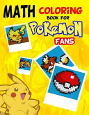 Math Coloring Book for Pokemon Fans