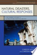 Natural Disasters  Cultural Responses