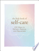 The Little Book Of Self Care book
