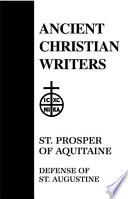 Defense of St  Augustine