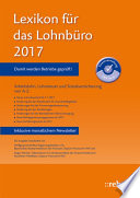 Ebook  Lexikon f  r das Lohnb  ro 2017