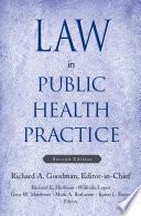 Law in Public Health Practice