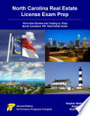 North Carolina Real Estate License Exam Prep