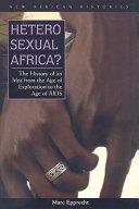 Heterosexual Africa