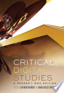 Critical Digital Studies