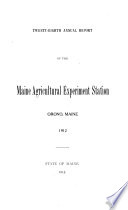 Annual Report of Progress Year Ending