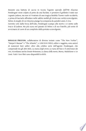 La mano tagliata: Serie di Pendergast - ISBN:9788858631287