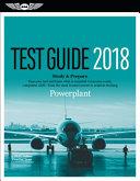 Powerplant Test Guide 2018