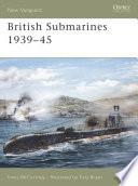 British Submarines 1939   45