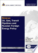 Ebook Belarus: Oil, Gas, Transit Pipelines and Russian Foreign Energy Policy Epub Margarita M Balmaceda, Dr,Margarita M. Balmaceda Apps Read Mobile