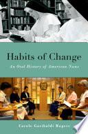 Habits of Change