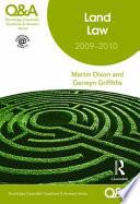 Land Law 2009 2010