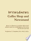 brews news Coffee Shop and Newsstand