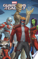 Marvel Universe Guardians Of The Galaxy Vol 6 Digest