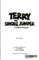 Terry The Smoke Jumper book