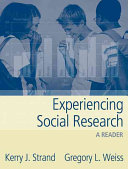 Experiencing Social Research