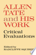 Allen Tate And His Work
