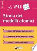 Storia dei modelli atomici