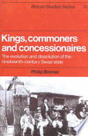 Kings  Commoners and Concessionaires