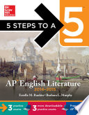 5 Steps to a 5 AP Microeconomics  2014 2015 Edition
