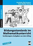 Bildungsstandards Mathematikunterricht - 1.-3. Kl.