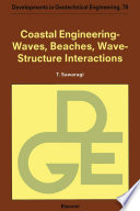 Coastal Engineering Waves Beaches Wave Structure Interactions